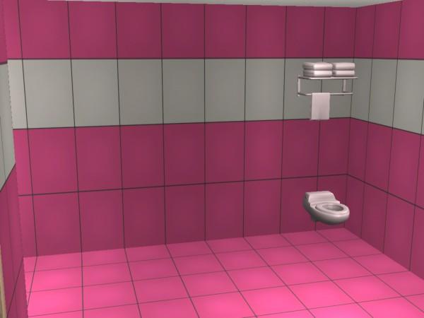 Elegant  Pink Bathroom Tiles On Pinterest  Pink Bathrooms Bath Room And Pink
