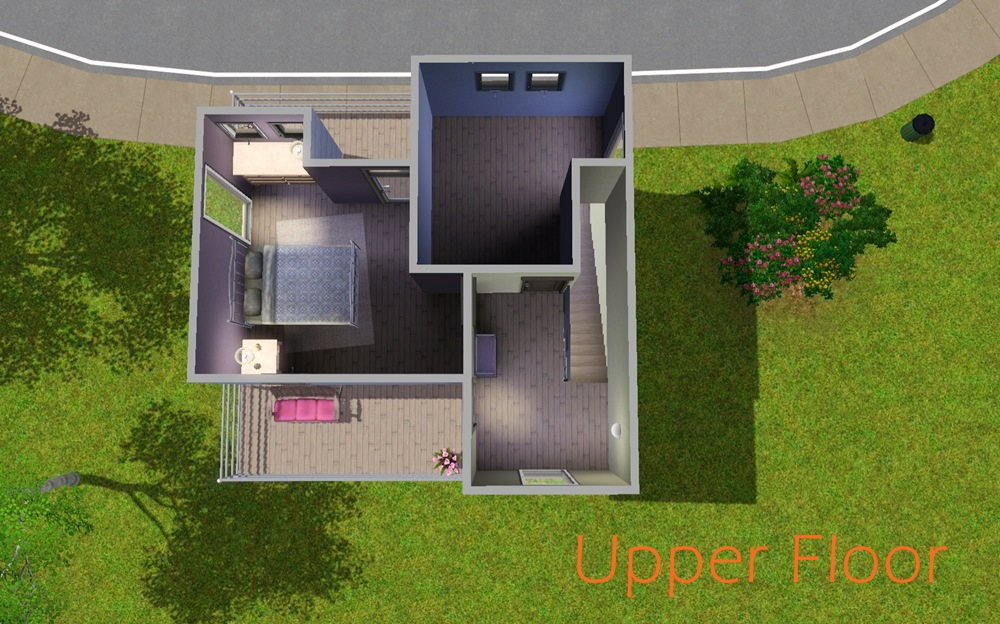 Boolprop Floor Elevation Cheat : Mod the sims perch townhome