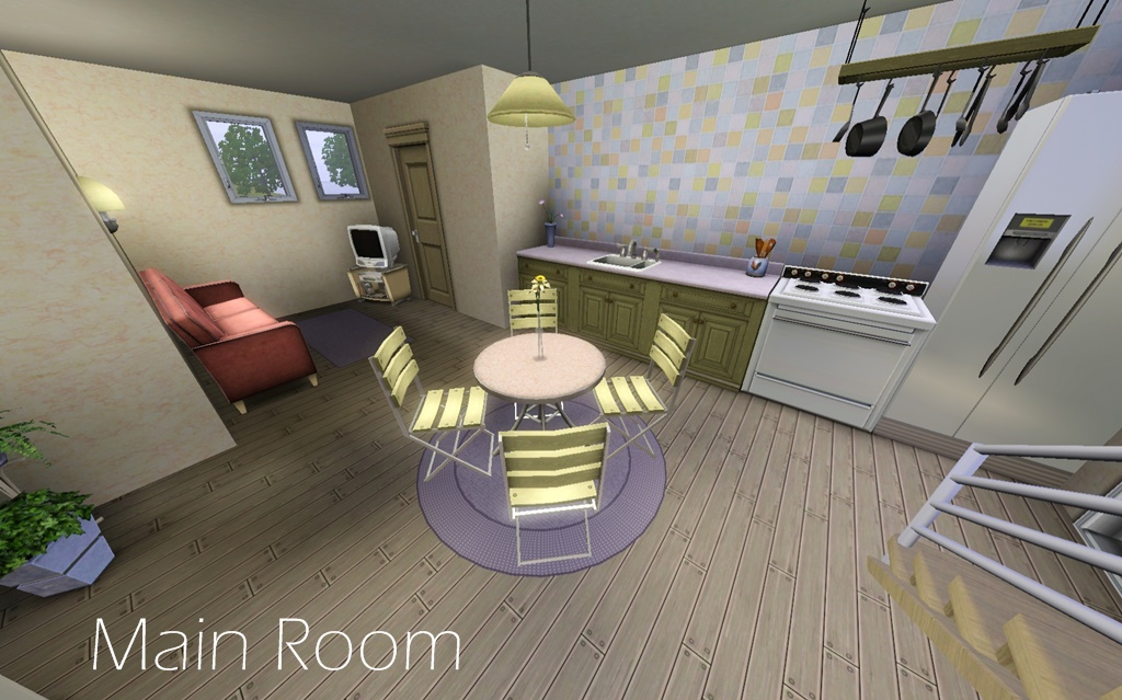 Constrain Floor Elevation False Sims 2 : Mod the sims nest townhome