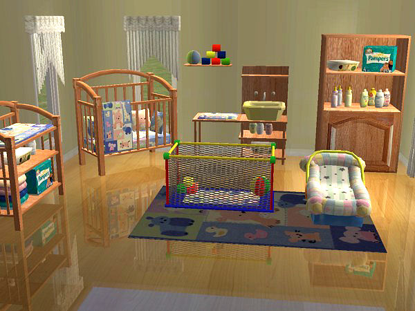 Mod The Sims The 3000 Totts Baby S Dream