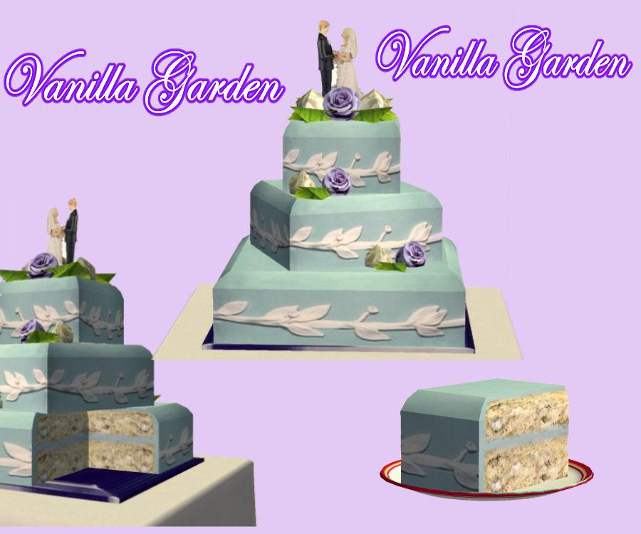 Sims  Where Do You Get Wedding Cake