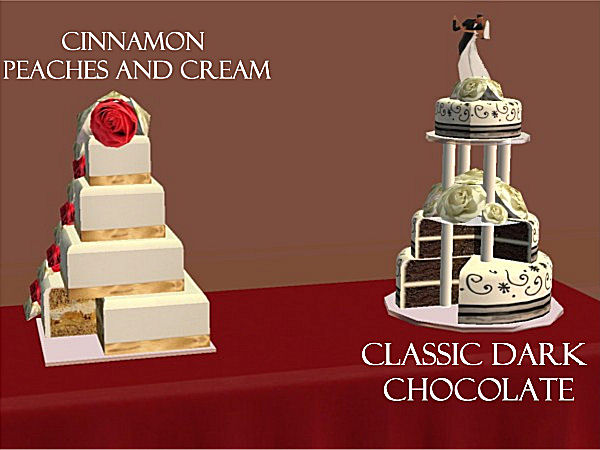 where is the wedding cake in sims 3 generations mod the sims a day to remember the six wedding 27146