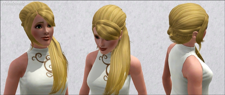 sims 2 hairstyle download. Mod The Sims - Agustin#39;s Cute
