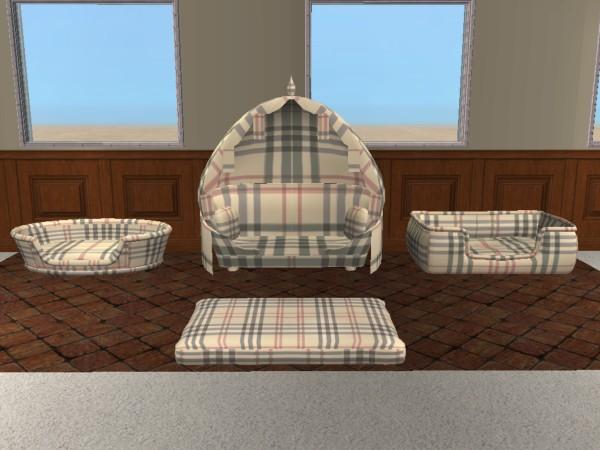 Sims 4 Pet Beds