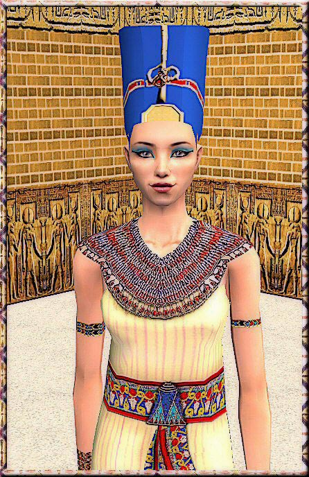 mod the sims egyptians the royals
