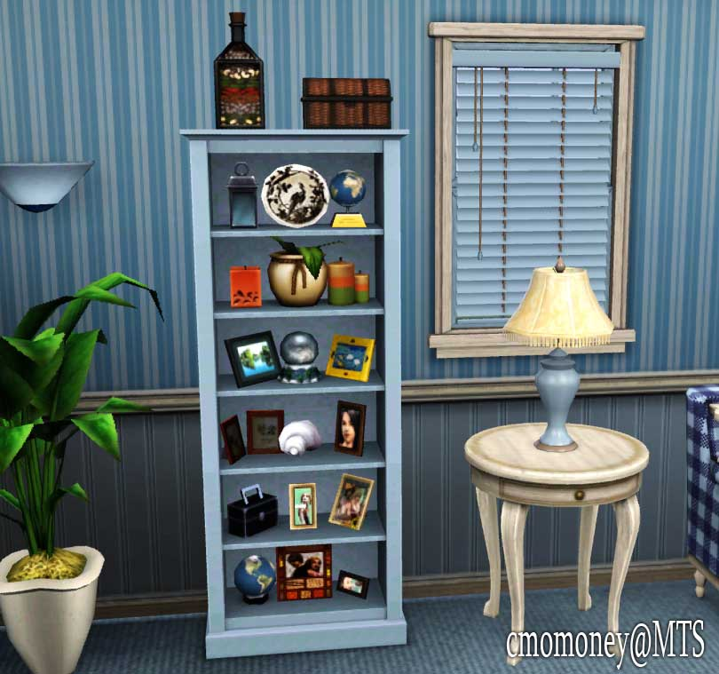 Mod The Sims Shelf Clutter Pack 20 Items