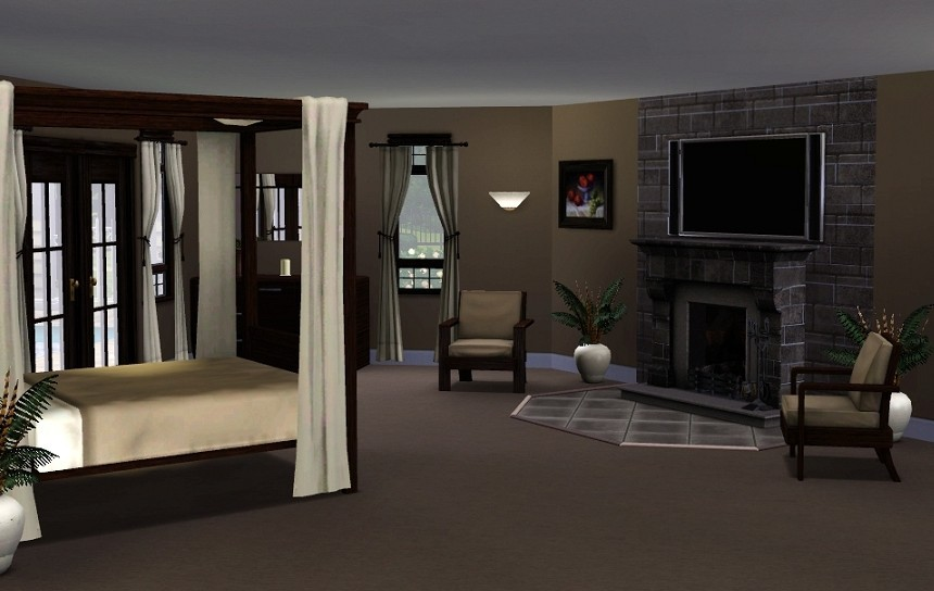 Bedroom Designs Sims 3 mod the sims - woodlawn estate
