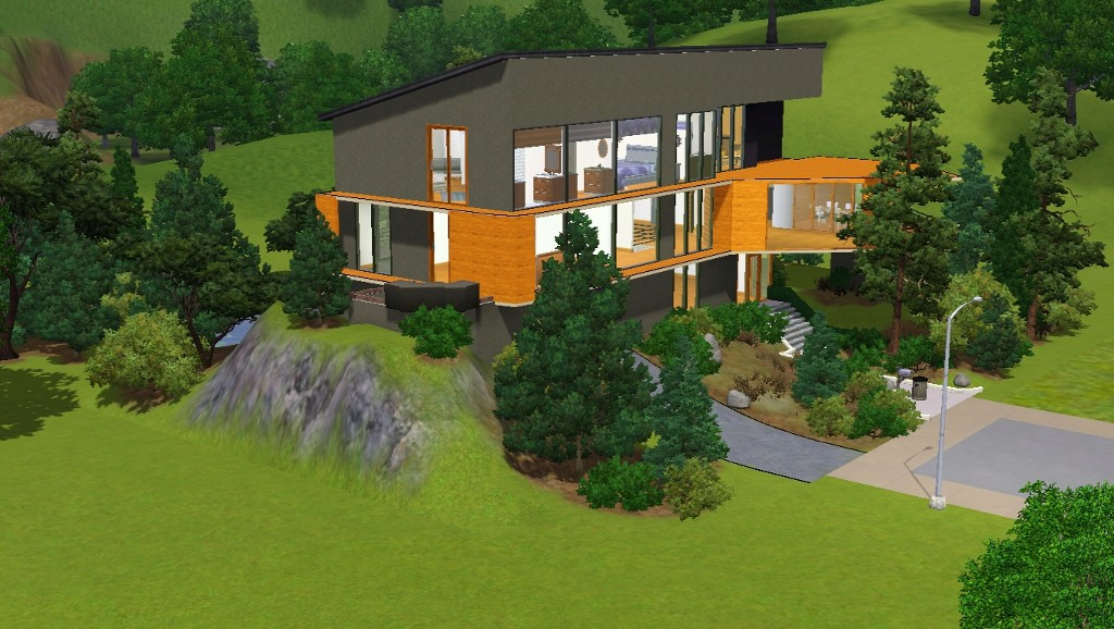 ... Click image for larger version Name: Screenshot-71.jpg Size: 175.4 ... & Mod The Sims - The Cullens\u0027 House