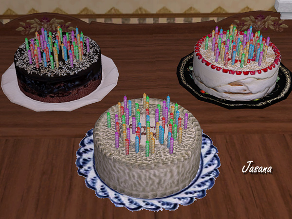 Sims  Can T Use Birthday Cake