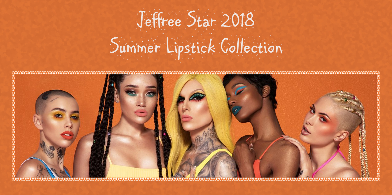 Loss Of Use Coverage >> Mod The Sims - Jeffree Star 2018 Summer Lipstick Collection