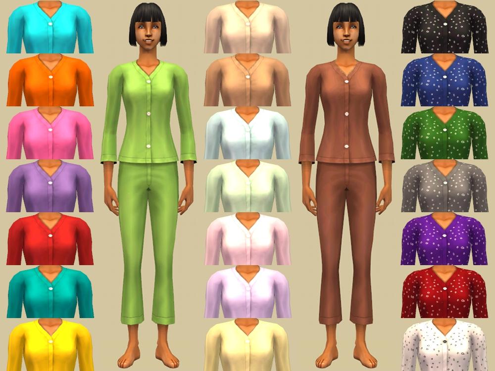 The Sims 4 | Moar Bootcut Jean Colours by Simista | CAS