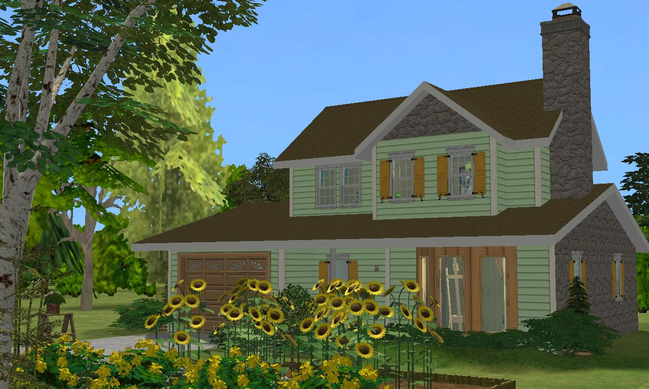 Mod the sims greenlee for Garden room 2x3
