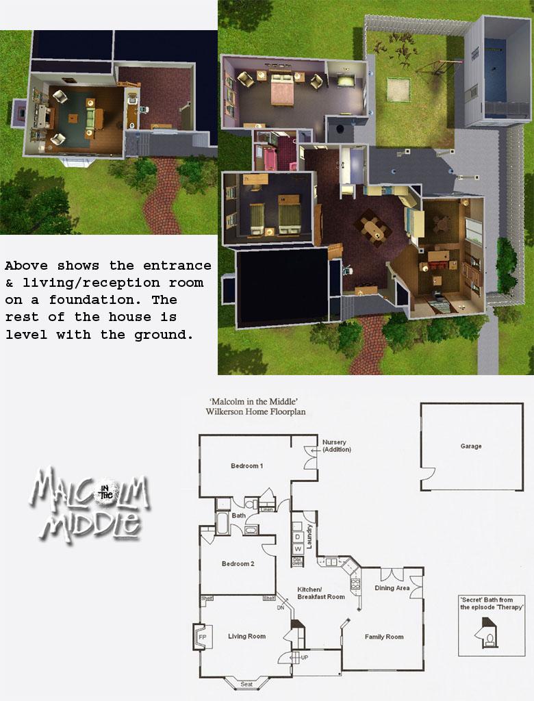 frage zu sims 3 wie baut man richtig ein haus hausbau. Black Bedroom Furniture Sets. Home Design Ideas
