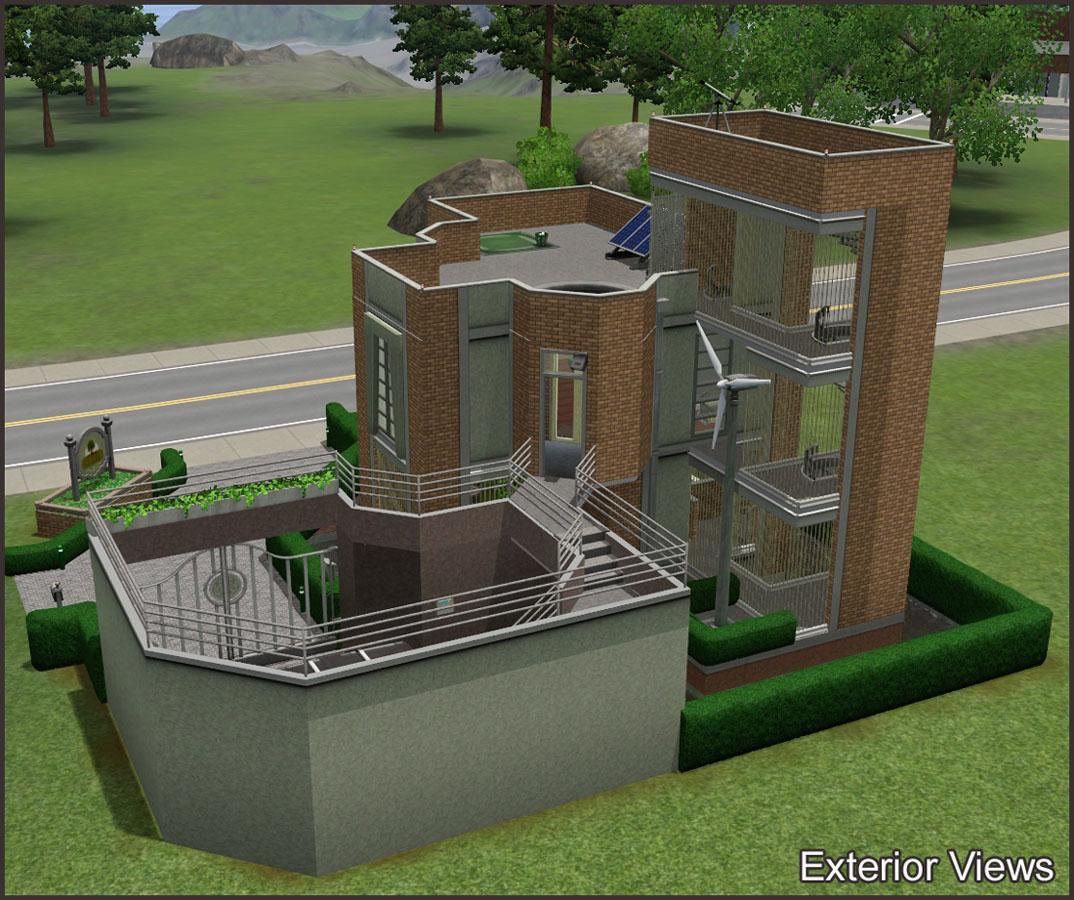 Build A Mod Proof House