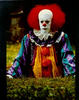 Pennywise The Clown Costume