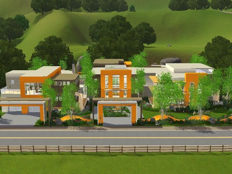 Los Sims 3 Casas De Los Sims 3