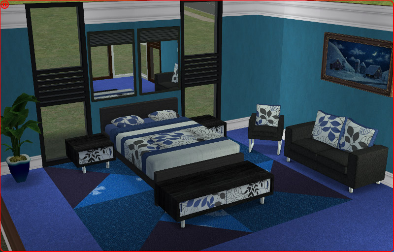 Sims 8 matching bedding for holy simolys phoenix livin