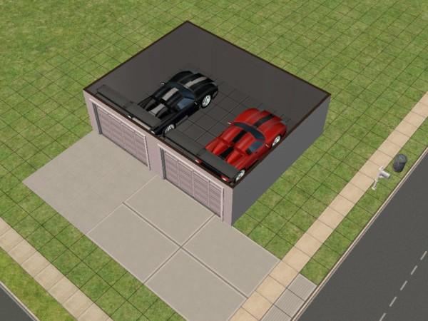 Capital sims ver tema rotar la calzada y su extensi n for 2 and a half car garage dimensions