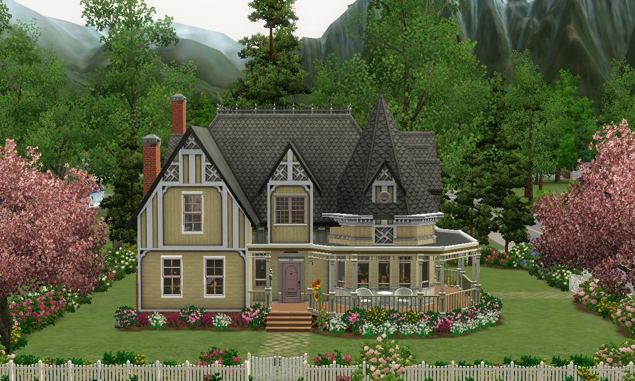 Mod The Sims - Moonlight Bungalow