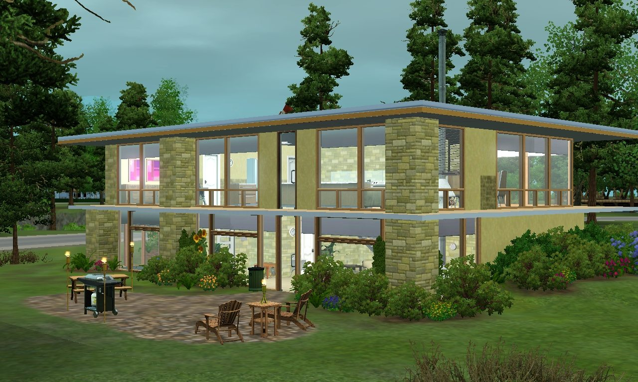 Mod The Sims Mid Century Modern