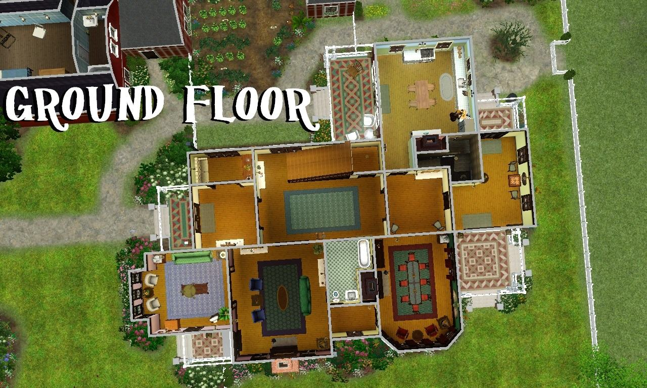 Fleur De Lys Mansion Floor PlanFleur Stunning