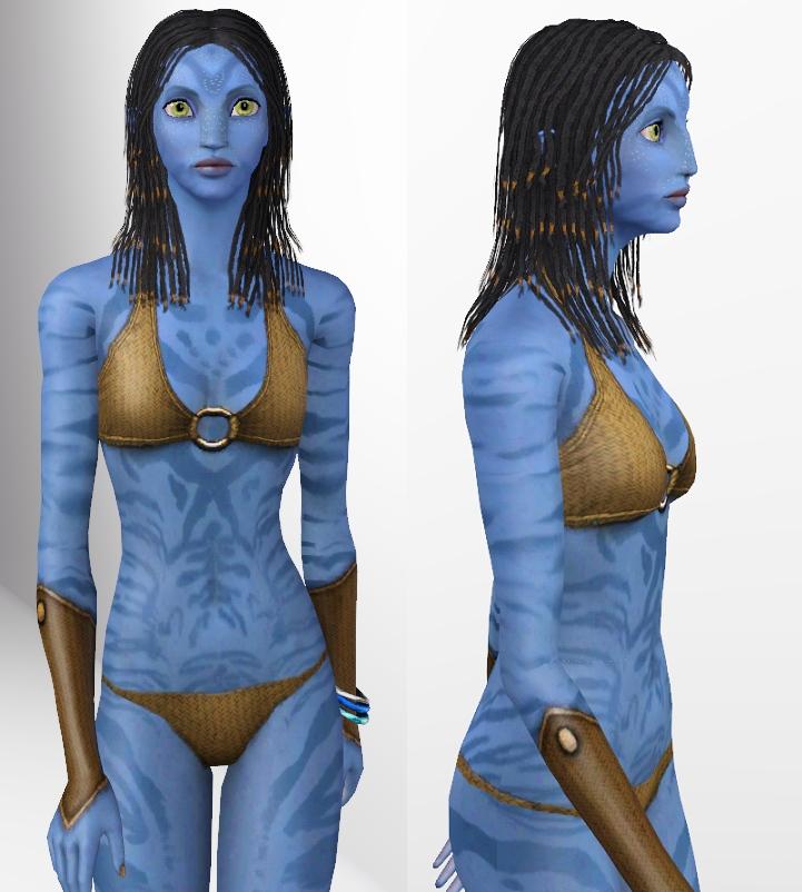 Sims 4 Avatar: James Cameron's Avatar (Update 15