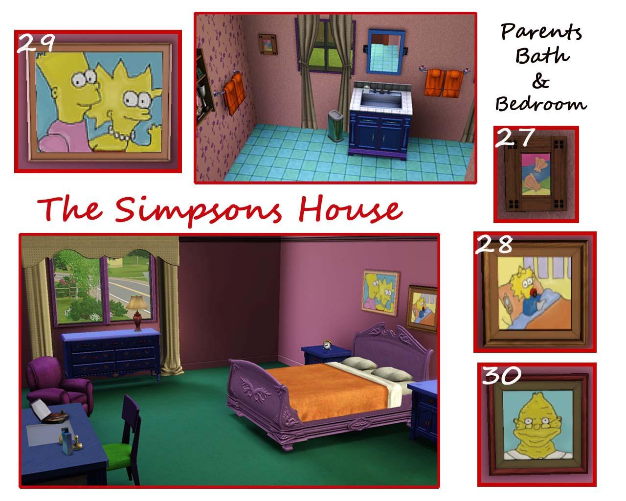 The simpsons bedroom wallpaper for Simpsons wallpaper for bedroom