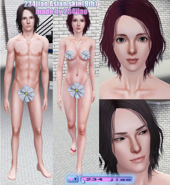 Как сделать из package sims3pack