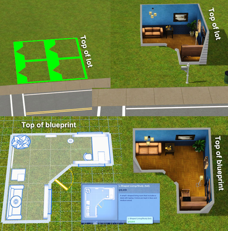Mod the sims blueprint maker updated 08 17 2013 for Blueprint creator online free