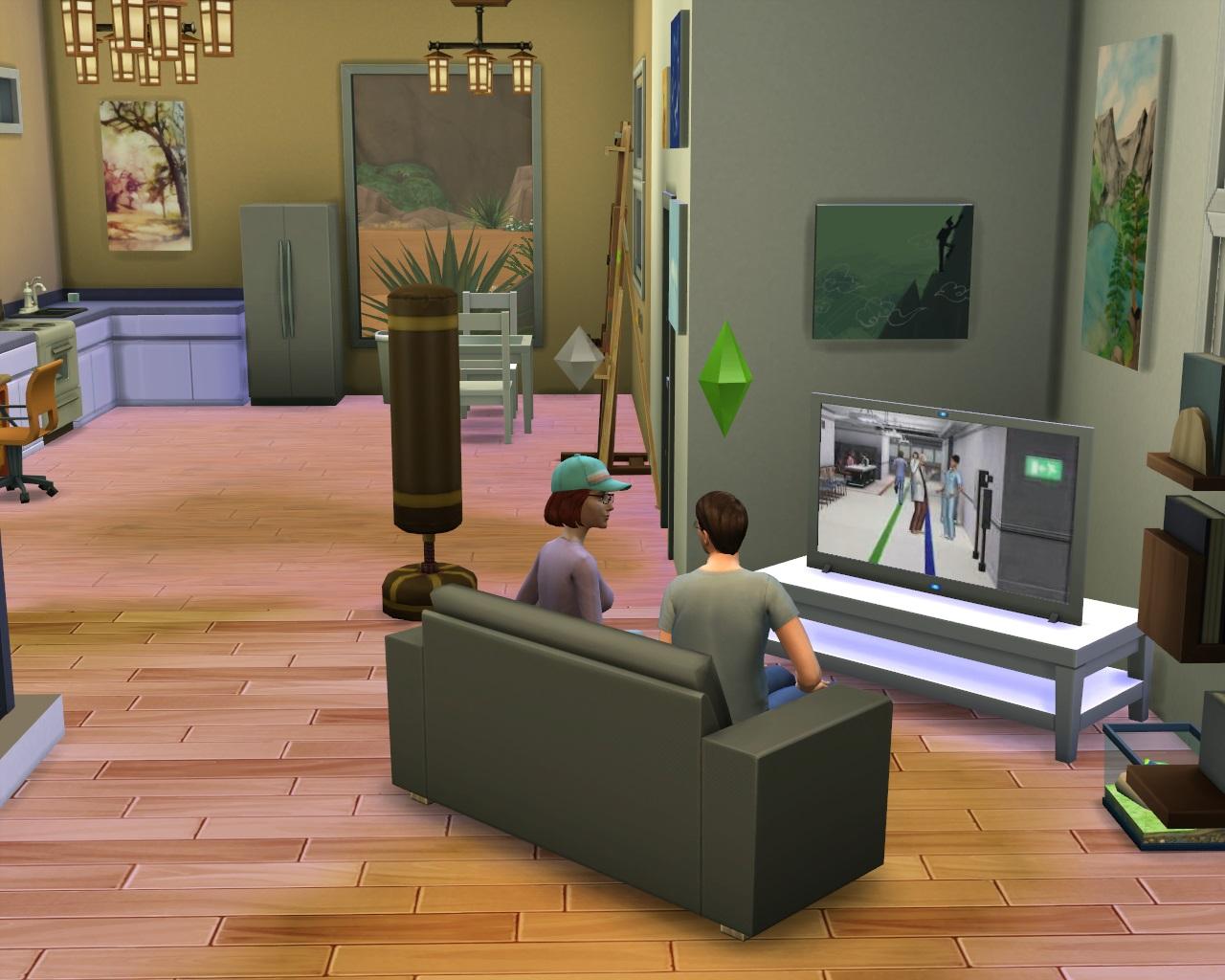 Mod ilumina o melhorada the sims 4 pirralho do game for Mods sims 4 muebles