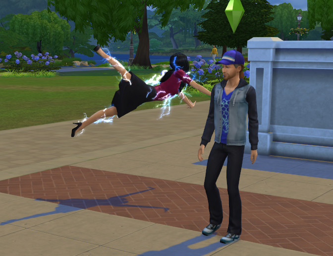 how to work the wicked sims mod