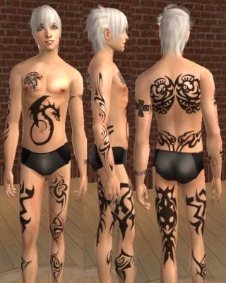 Tattoo Skin #2