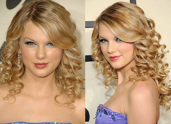 taylor swift eyeliner. meant? or less eyeliner?