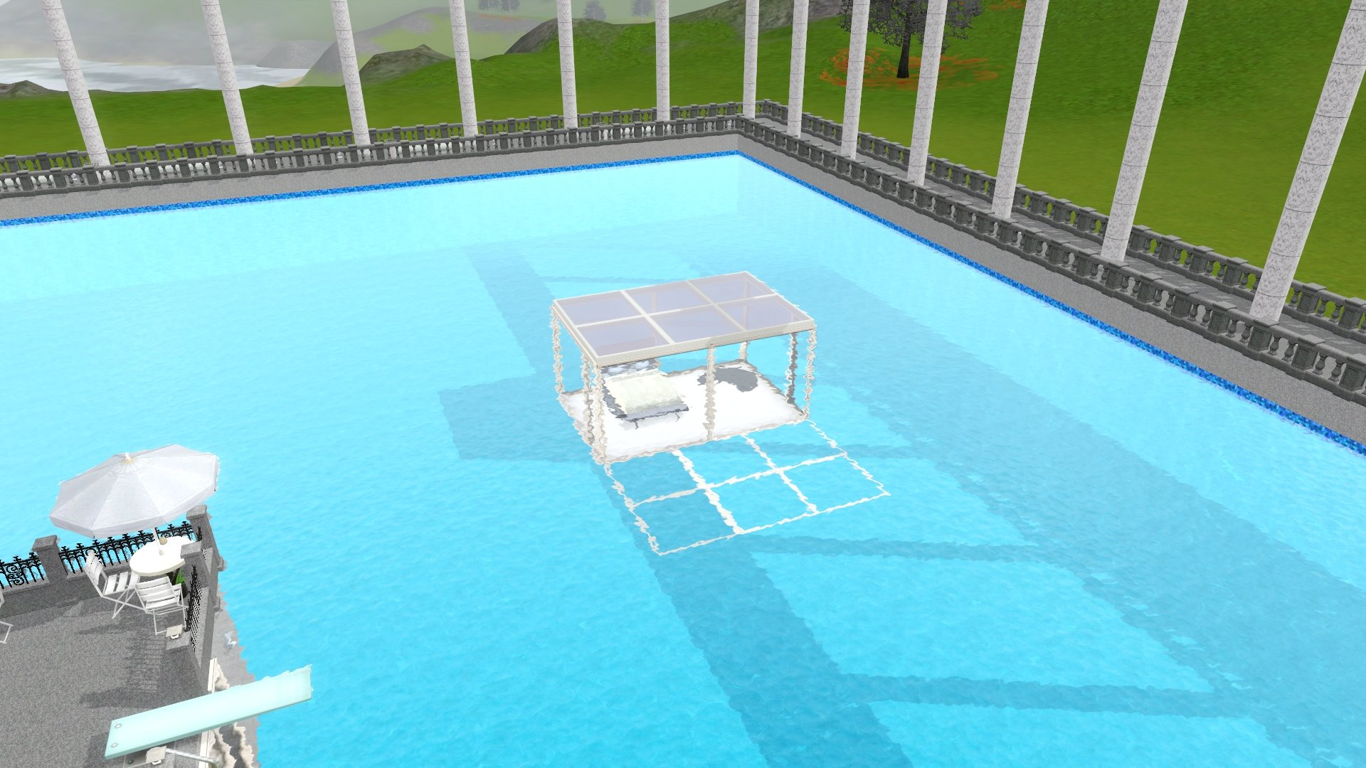 Mod the sims deeper or multi level pool for Show zfs pool version
