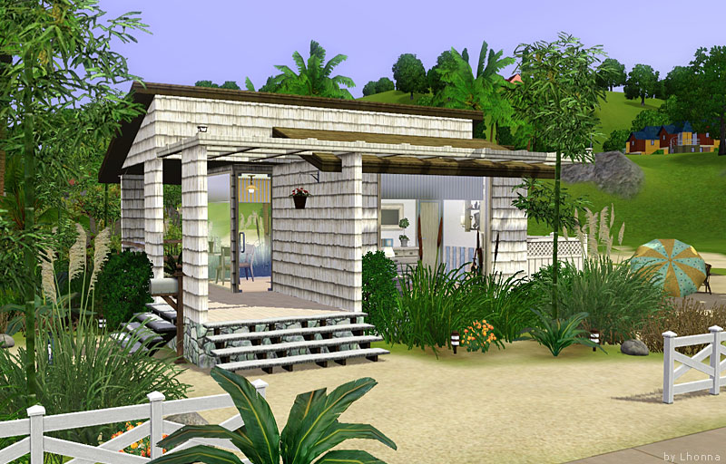 Mod The Sims - Beach Cabin - small, beach house for single sim. Small Beach House on small cottage, small park house, small house floor plans, small homemade house, small black house, small bus house, pool house, small funny house, small luxurious house, small underwater house, small modern house, lake house, guest house, small beauty house, small car house, small fun house, cute little house, small russian house, small yard house, small food house,