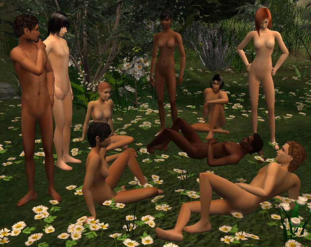 Mod The Sims - Natural Beauty: Idolatry of Flesh Skintones ...