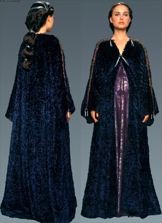 star wars padme costumes