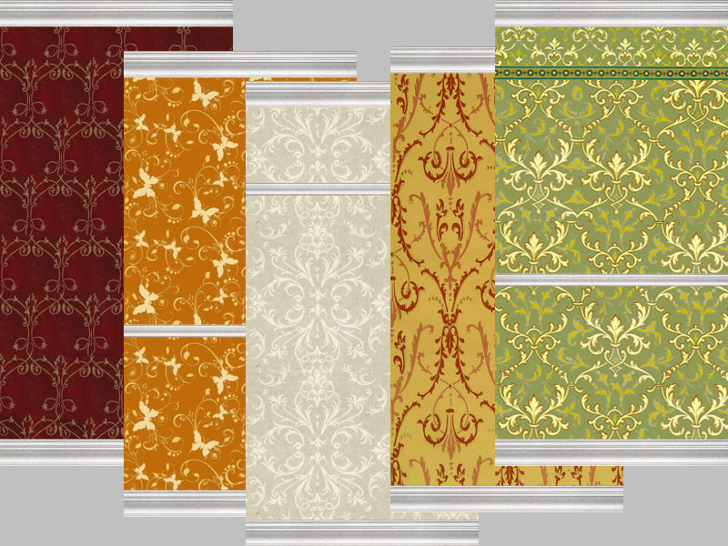 victorian wallpapers. Victorian Wallpapers by