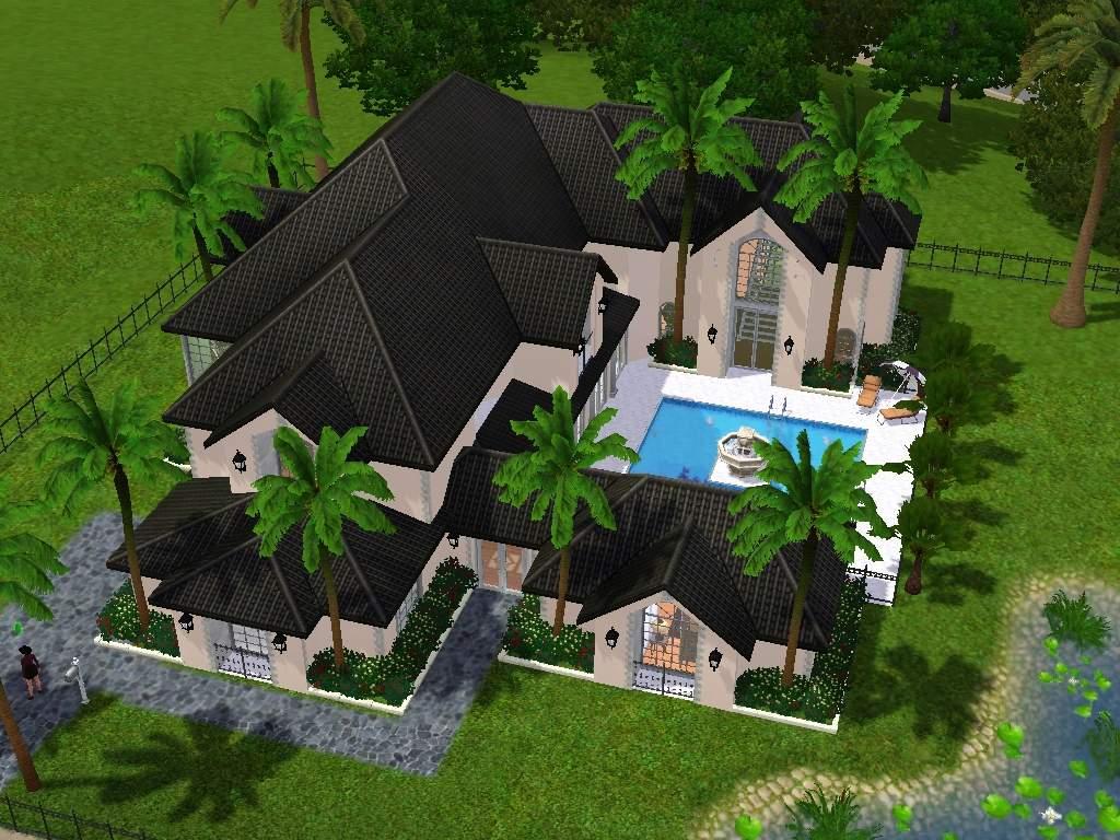 Mod The Sims - Malibu Manor
