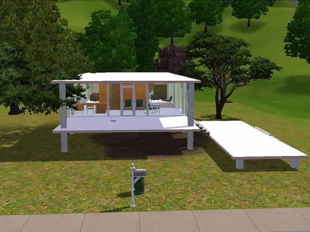 Mod The Sims Farnsworth House