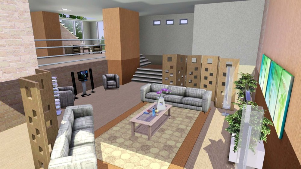 1000 Images About Sims 3 And 4 Houses On Pinterest