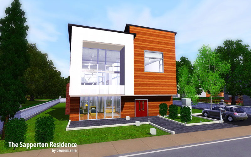 Sims 3 Houses. Mod The Sims - The Sapperton