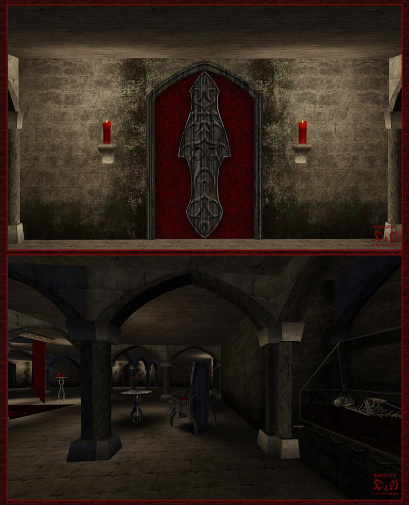 Mod The Sims Crypt Of The Vampire