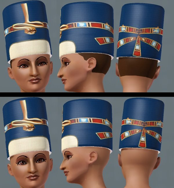 mod the sims ancient egyptian outfit for af. Black Bedroom Furniture Sets. Home Design Ideas