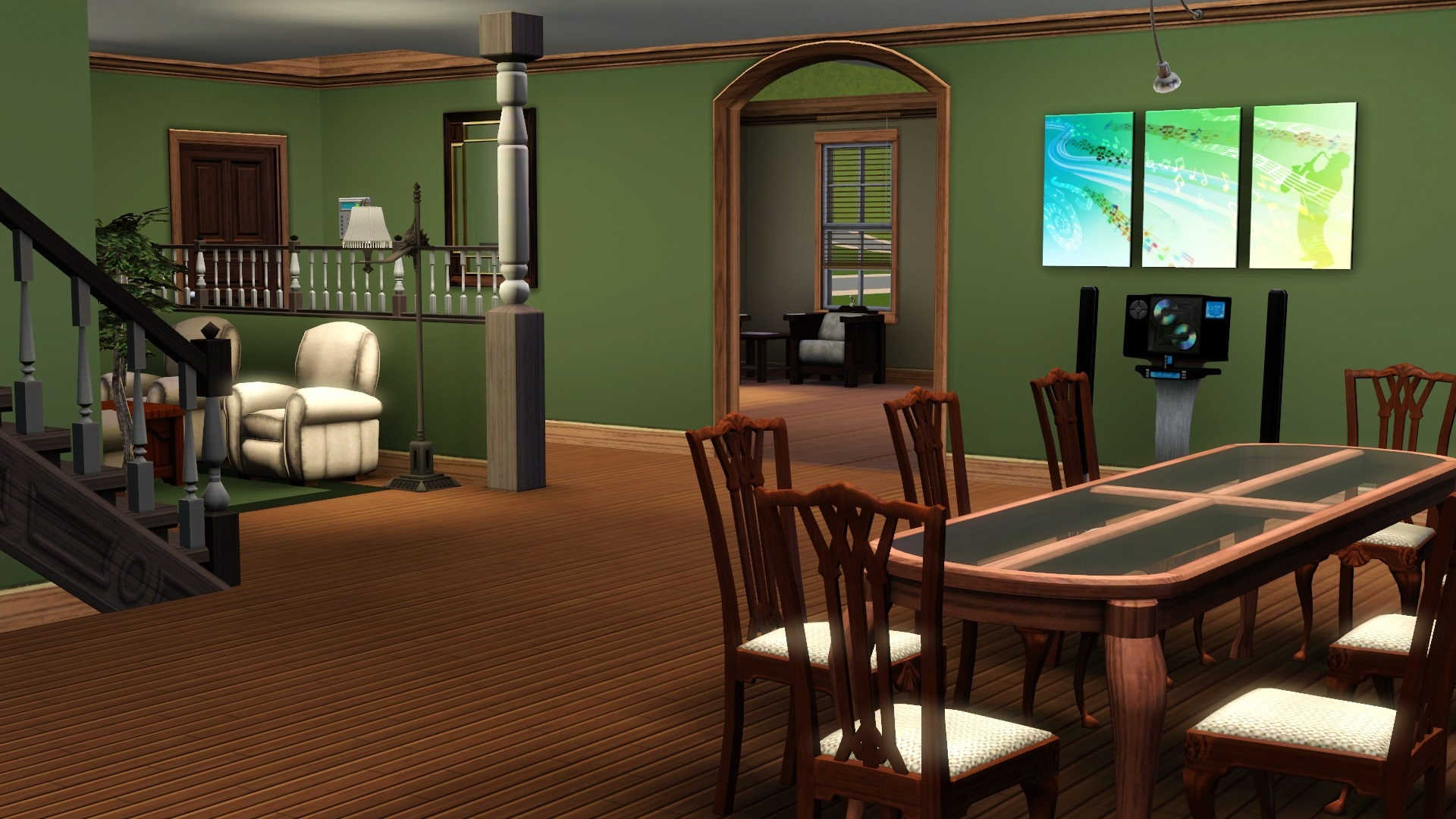 Mod The Sims Midwestern Home