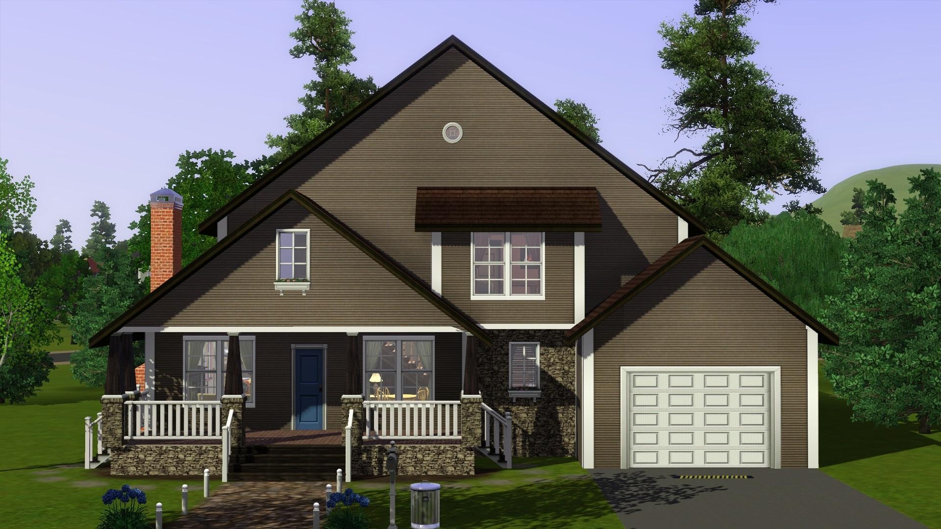 Legacy Homes Floor Plans Mod The Sims Mayfair