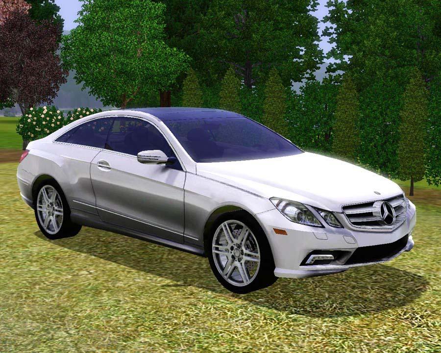 2010 mercedes benz e550 coupe for Mercedes benz e550 coupe