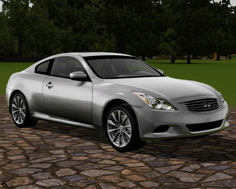 Mod The Sims - 2010 Infiniti G37 Coupe