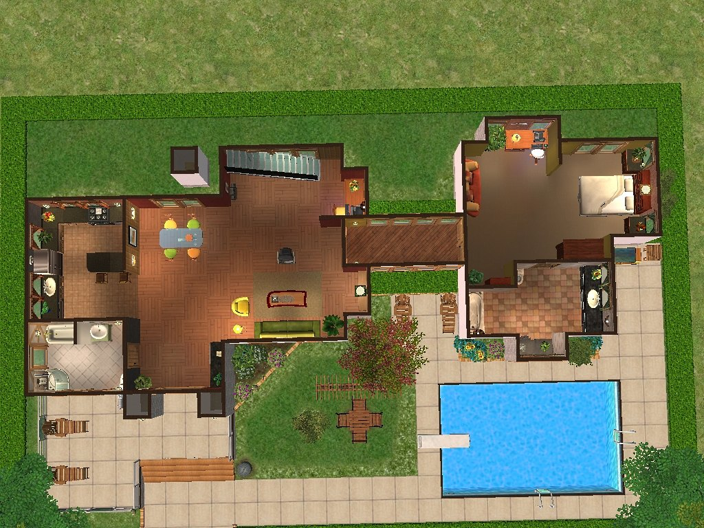 Click image for larger version name top view first floor jpg size 248 4