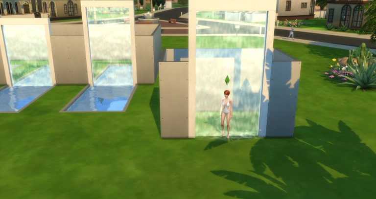 Sims  Waterfalls Spa Day